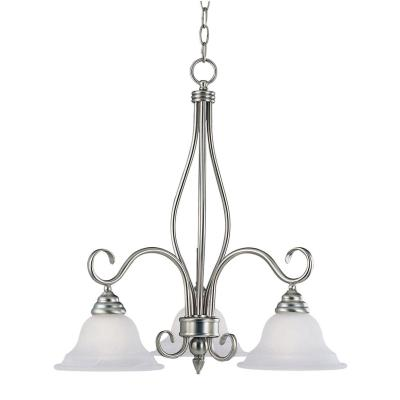 Savoy House KP-SS-100-3-69 Polar - Three Light Chandelier