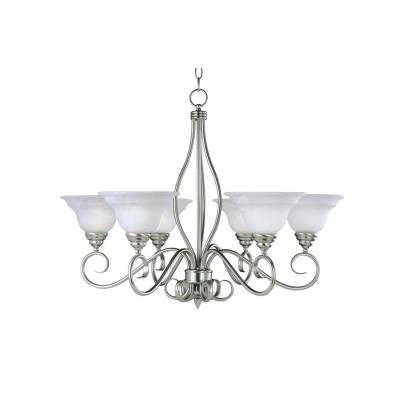 Savoy House KP-SS-104-6-69 Polar - Six Light Chandelier