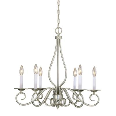 Savoy House KP-SS-116-6-69 Polar - Six Light Chandelier