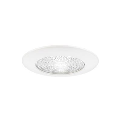 """Sea Gull Lighting 11055AT 6"""" Fresnel Glass Shower Trim"""