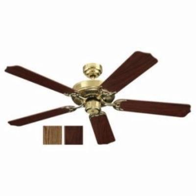 "Sea Gull Lighting 15030-02 Quality Max - 52"" Ceiling Fan"