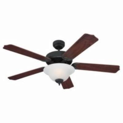 """Sea Gull Lighting 15030BLE-07 Quality Max Plus - 52"""" Fluorescent Ceiling Fan"""