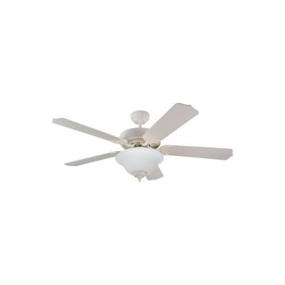 "Sea Gull Lighting 15030BLE-15 Quality Max Plus - 52"" Fluorescent Ceiling Fan"