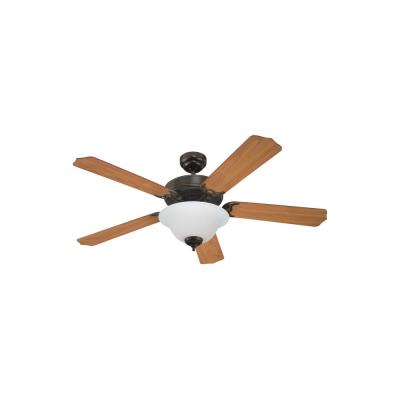 "Sea Gull Lighting 15030BLE-782 Quality Max Plus - 52"" Fluorescent Ceiling Fan"