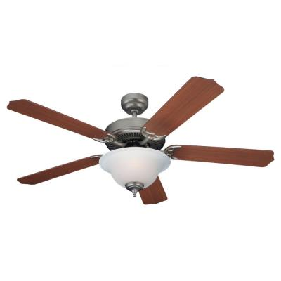 "Sea Gull Lighting 15030BLE-853 Quality Max Plus - 52"" Fluorescent Ceiling Fan"