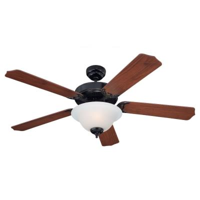 "Sea Gull Lighting 15030BLE-862 Quality Max Plus - 52"" Fluorescent Ceiling Fan"