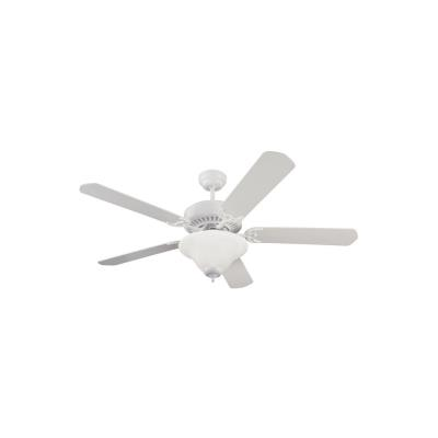 "Sea Gull Lighting 15162B-15 Quality Pro Deluxe - 52"" Ceiling Fan"