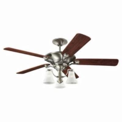 """Sea Gull Lighting 15170B-965 Somerton - 56"""" Ceiling Fan"""