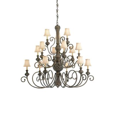 Sea Gull Lighting 31253-758 Fifteen-light Highlands Chandelier