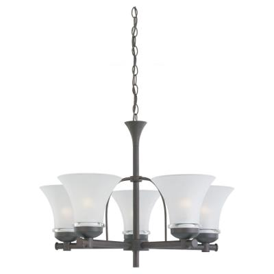 Sea Gull Lighting 31283-814 Five-Light Newport Chandelier
