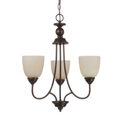 Sea Gull Lighting 31316BLE-710 Lemont - Three Light Chandelier