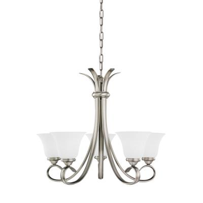 Sea Gull Lighting 31361-965 Five-Light Rialto Chandelier
