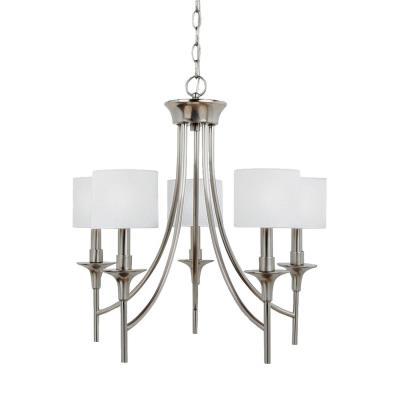 Sea Gull Lighting 31942 Stirling - Five Light Chandelier
