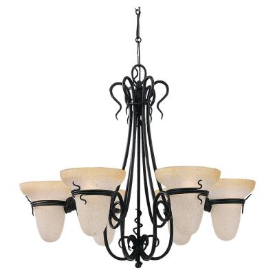 Sea Gull Lighting 3211-185 Six Light Chandelier