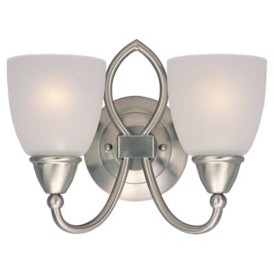 Sea Gull Lighting 40074-962 Two-light Pemberton Wall/bath