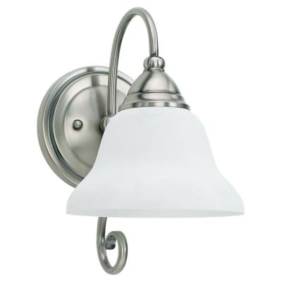 Sea Gull Lighting 41105BLE-965 Single-Light Fluorescent Wall/Bat