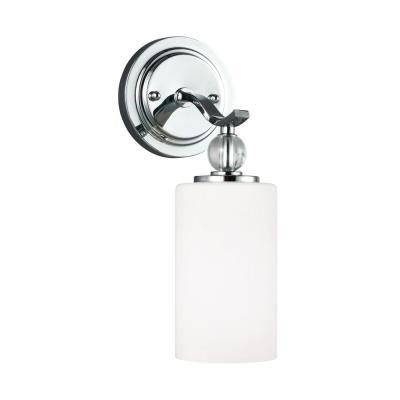 Sea Gull Lighting 4113401-05 Englehorn - One Light Wall/Bath Bar