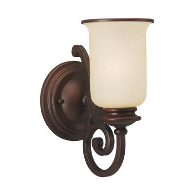 Sea Gull Lighting 41145-814 Single-Light Acadia Wall Light