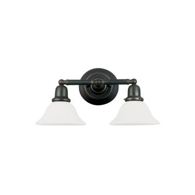 Sea Gull Lighting 44061-782 Two-light Sussex Wall/bath
