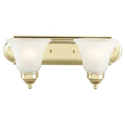 Sea Gull Lighting 44236-02 Linwood - Two Light Wall / Bath