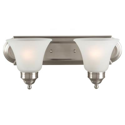 Sea Gull Lighting 44236-962 Linwood - Two Light Wall / Bath