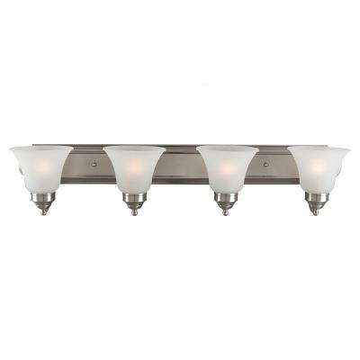 Sea Gull Lighting 44238-962 Linwood - Four Light Wall / Bath
