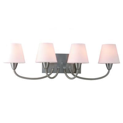 Sea Gull Lighting 44387-962 Four-Light Stockholm Vanity/Bath
