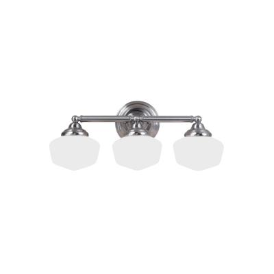 Sea Gull Lighting 44438-962 Academy - Three Light Bath Bar