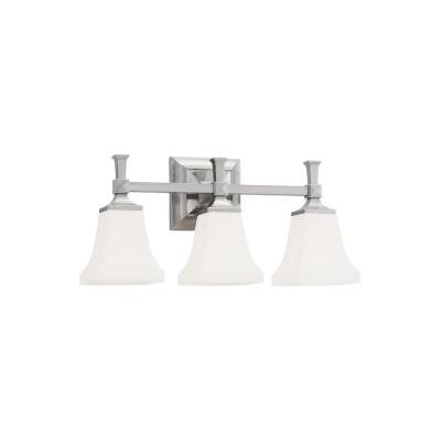 Sea Gull Lighting 44707-962 Melody - Three Light Bath Bar
