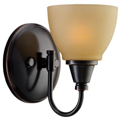 Sea Gull Lighting 44745-862 Sydney - One Light Bath Bar
