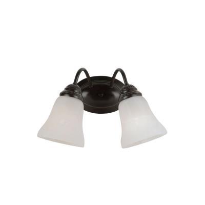 Sea Gull Lighting 44761-782 Oaklyn - Two Light Bath