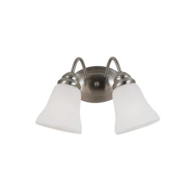 Sea Gull Lighting 44761-962 Oaklyn - Two Light Bath