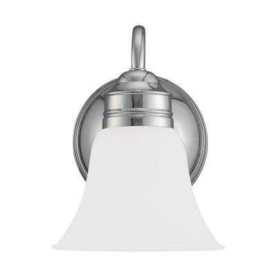 Sea Gull Lighting 44850-05 Single-Light Gladstone Wall/Bath