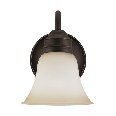Sea Gull Lighting 44850-782 Single-Light Gladstone Wall/Bath