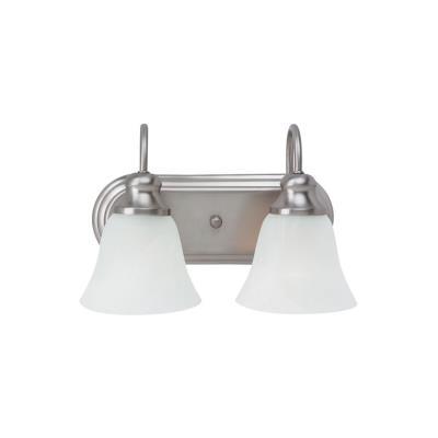 Sea Gull Lighting 44940BLE-962 Windgate - Two Light Bath Bar