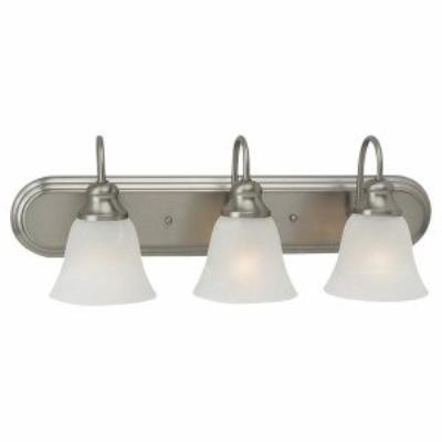 Sea Gull Lighting 44941BLE-962 Windgate - Three Light Bath Bar