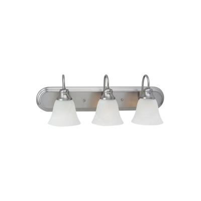 Sea Gull Lighting 44941BLE-962 Windgate - Three Light Bath Bar
