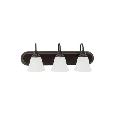 Sea Gull Lighting 44941BLE-782 Windgate - Three Light Bath Bar