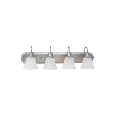 Sea Gull Lighting 44942-962 Windgate - Four Light Bath Bar