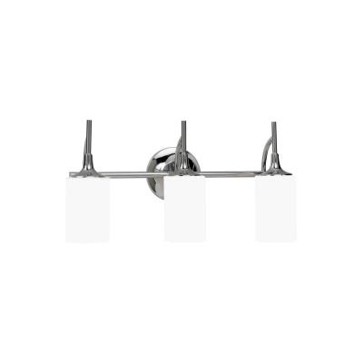 Sea Gull Lighting 44954 Stirling - Three Light Wall/Bath Vanity