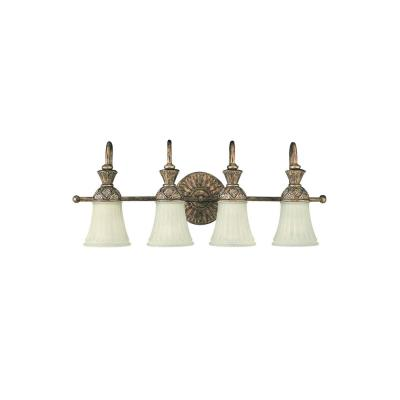 Sea Gull Lighting 47253-758 Four Light Wall/bath Fixture