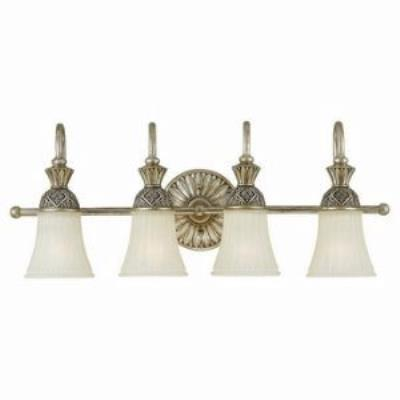 Sea Gull Lighting 47253-824 Four Light Wall/bath Fixture