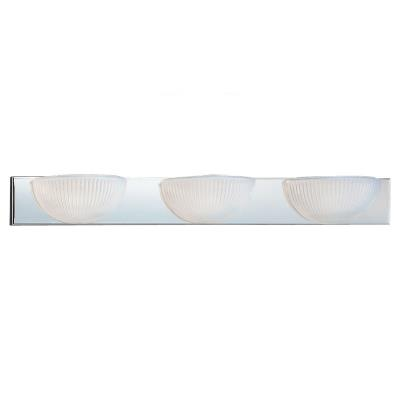 Sea Gull Lighting 4905BLE-05 Three-Light Fluorescent Wall/Bath Fixture