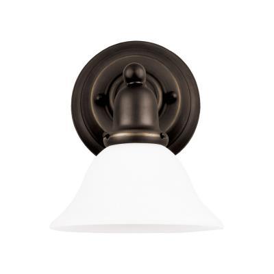 Sea Gull Lighting 49063BLE-782 Single-Light Sussex Fluorescent Wall/Bath