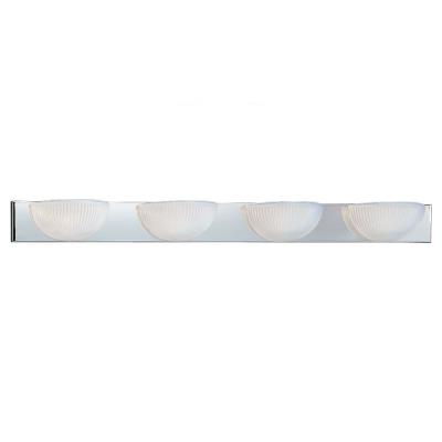 Sea Gull Lighting 4906BLE-05 Four-Light Fluorescent Wall/Bath Fixture