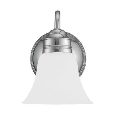 Sea Gull Lighting 49850BLE-05 Single-Light Fluorescent Wall/Bath