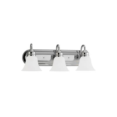 Sea Gull Lighting 49852BLE-05 Three-Light Fluorescent Wall/Bath