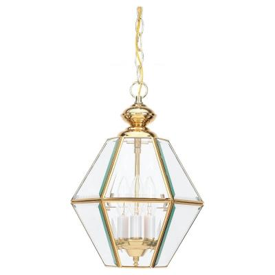 Sea Gull Lighting 5116-02 Three Light Pendant Fixture