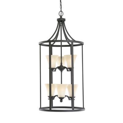 Sea Gull Lighting 51376-839 Six Light Hall/Foyer