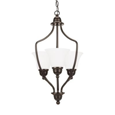 Sea Gull Lighting 51410-782 Livingston - Three Light Foyer